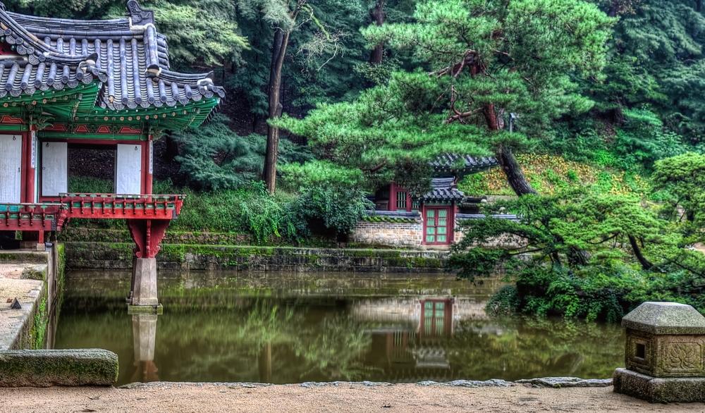 Los jardines secretos y el palacio changdeokgung fueron incluidos como patrimonio de la humanidad de la unesco en 1997.