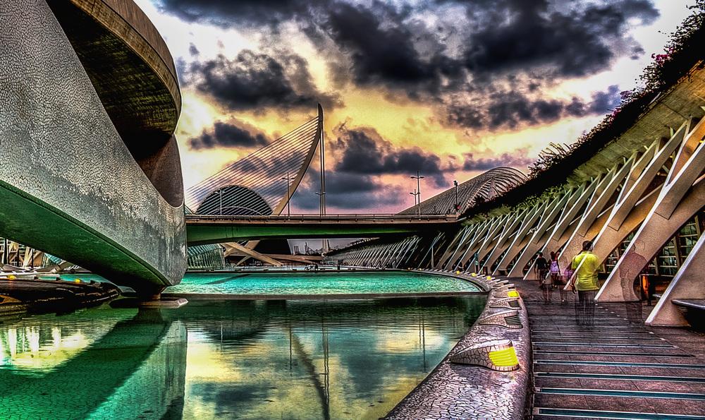 EL MUSEO AL AIRE LIBRE. CON VARIOS EDIFICIOS BELLOS QUE INSPIRAN CUALQUIER HUMANO