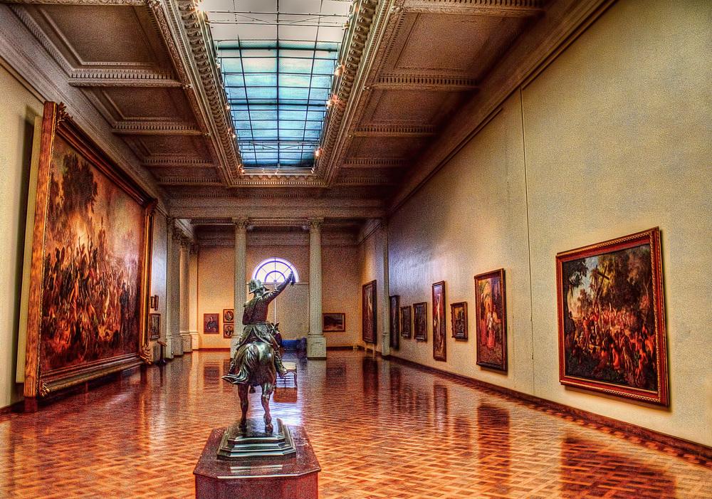 MUSEO DE BELLAS ARTES DE RIO
