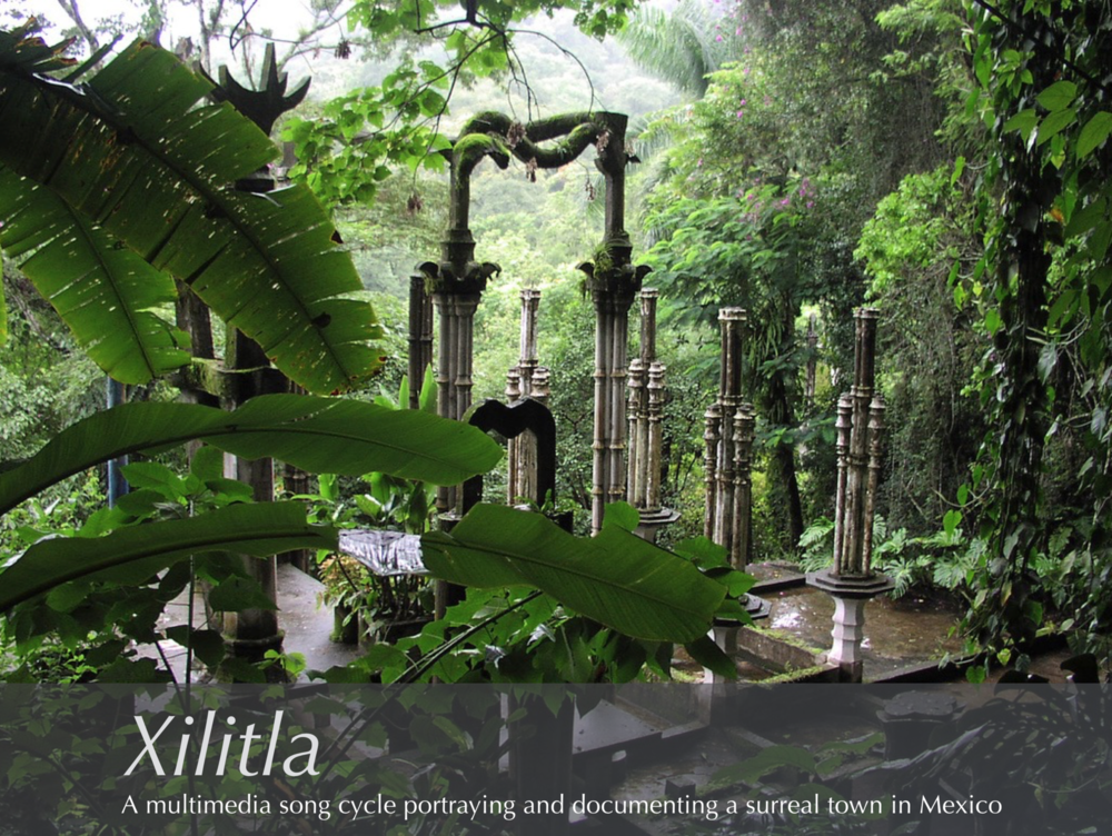 Photo: http://misterios.co/2010/09/28/las-pozas-de-xilitla-el-surrealismo-selvatico-de-edward-james/