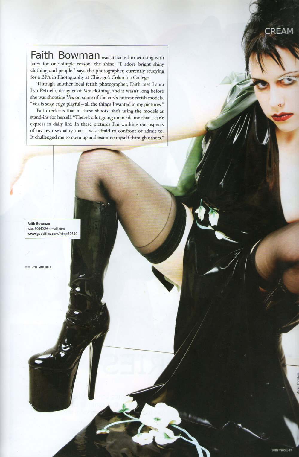 SkinTwo Magazine (UK) #44
