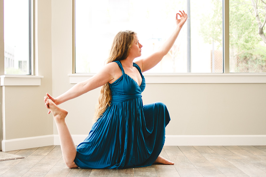 K Robinson Photography -photo of Jes Park Yoga