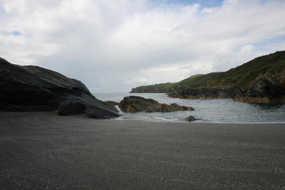 lansallos beach