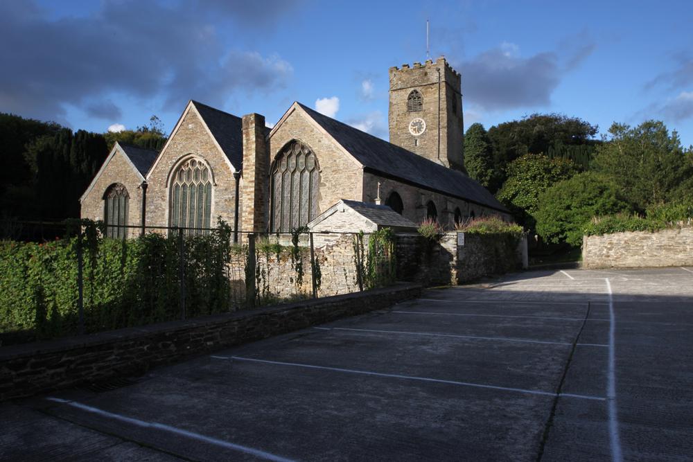 st petroc church
