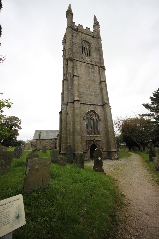 lanlivery parish church