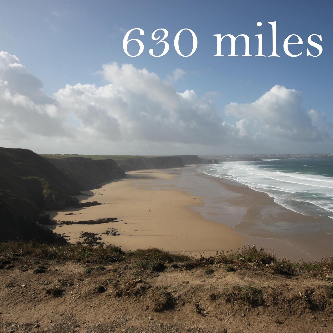 630 Miles Podcast - 630miles