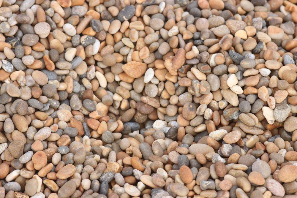 chesil beach pebbles
