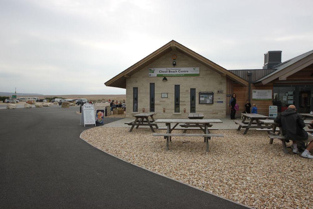 chesil beach visitors centre