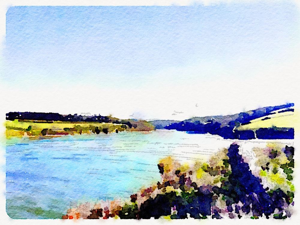 the river erme