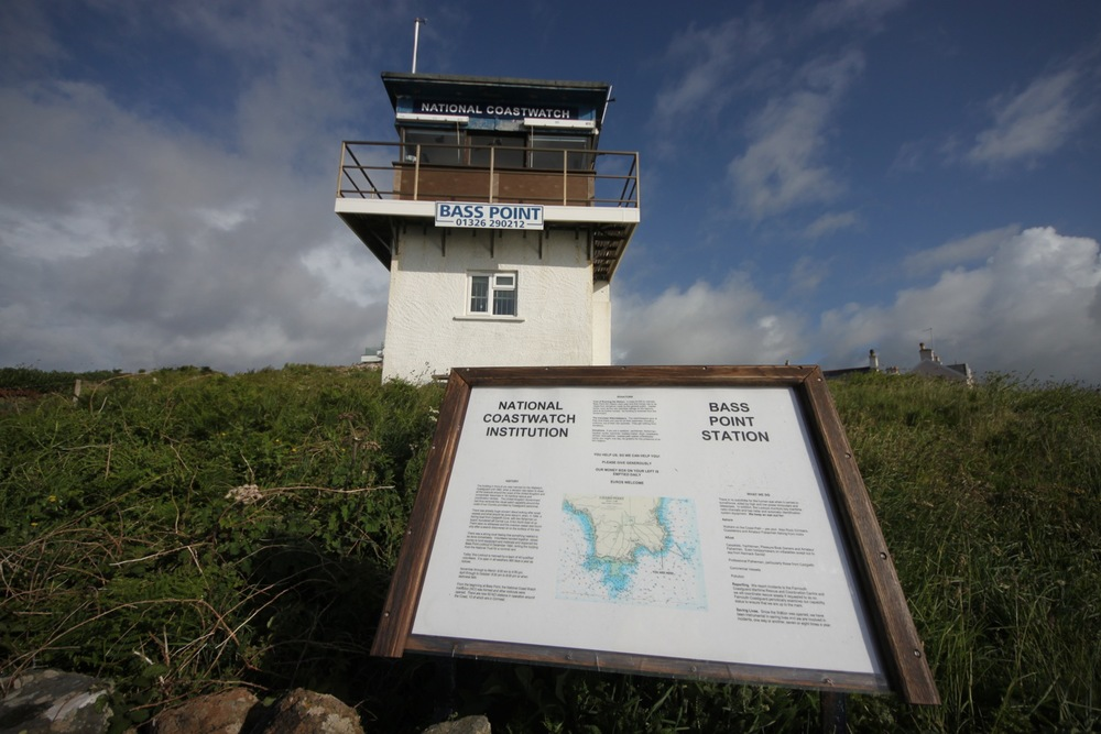 bass point national coastwatch station