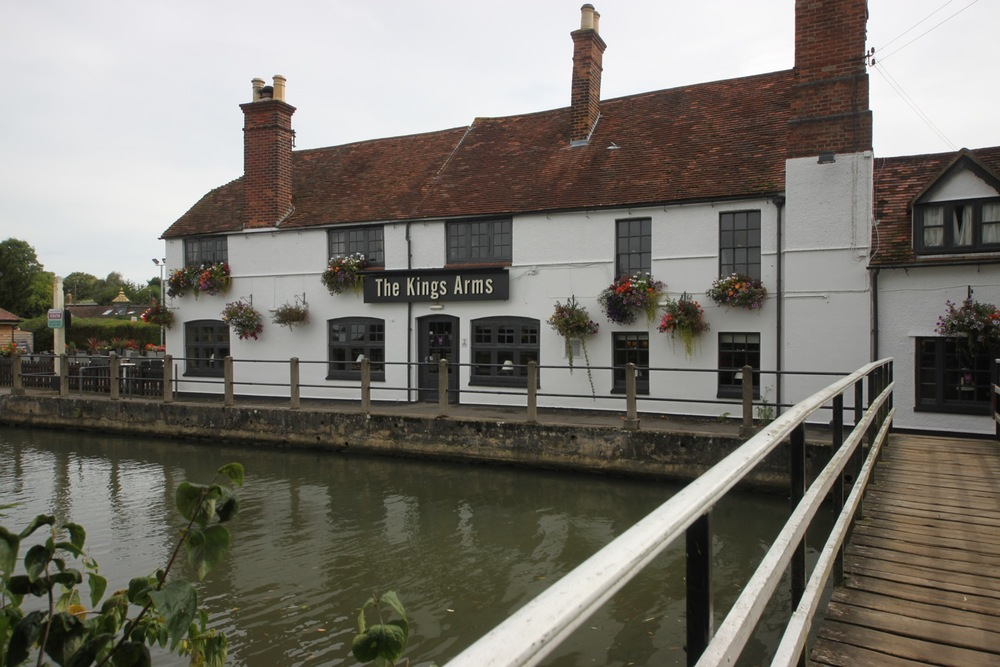 the king's arms