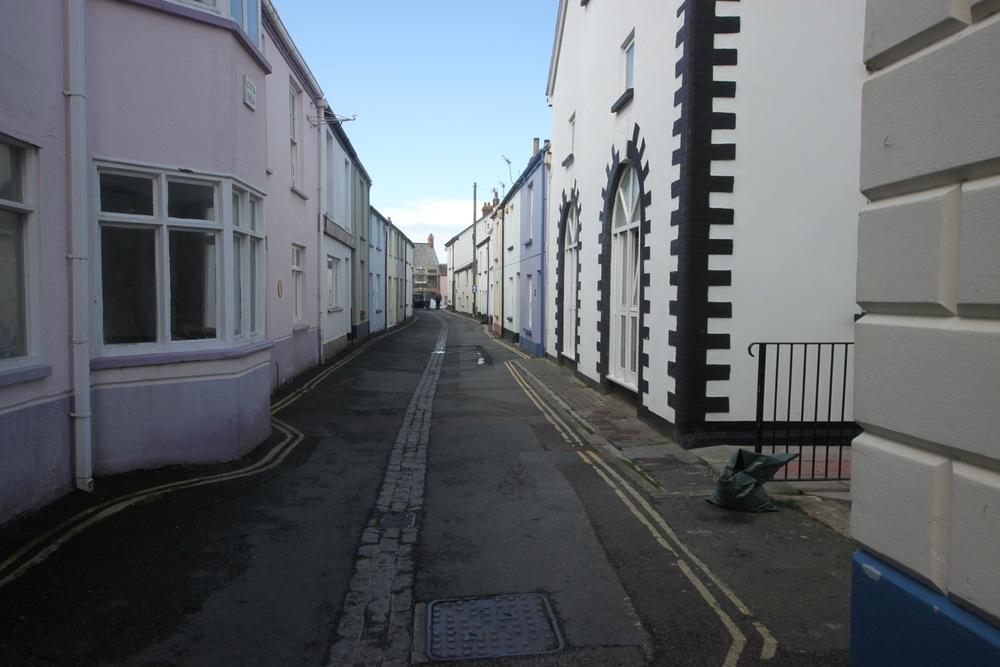 irsha street