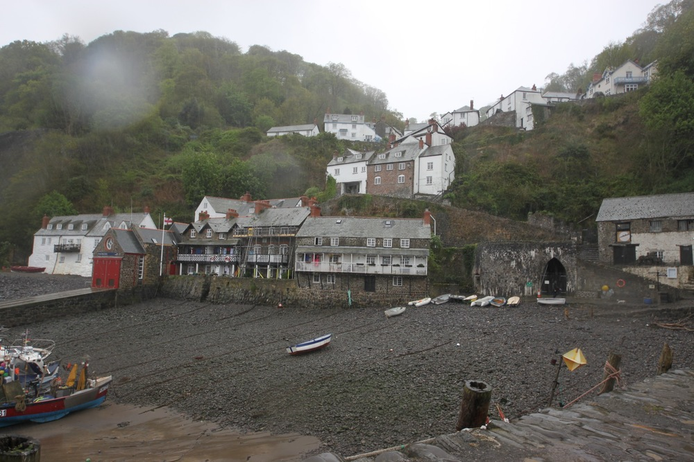 damp clovelly