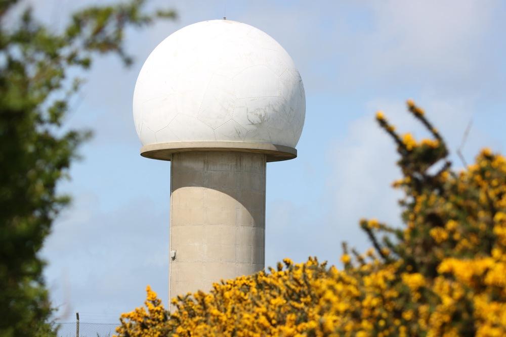 hartland point radar