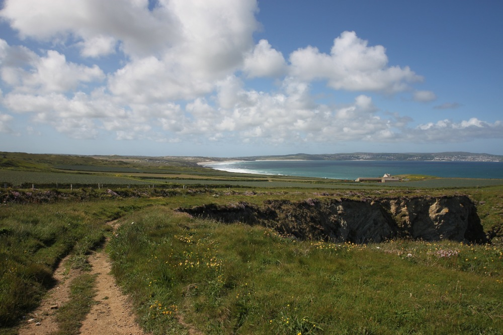 view to hayle