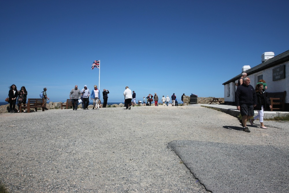 stinkly land's end
