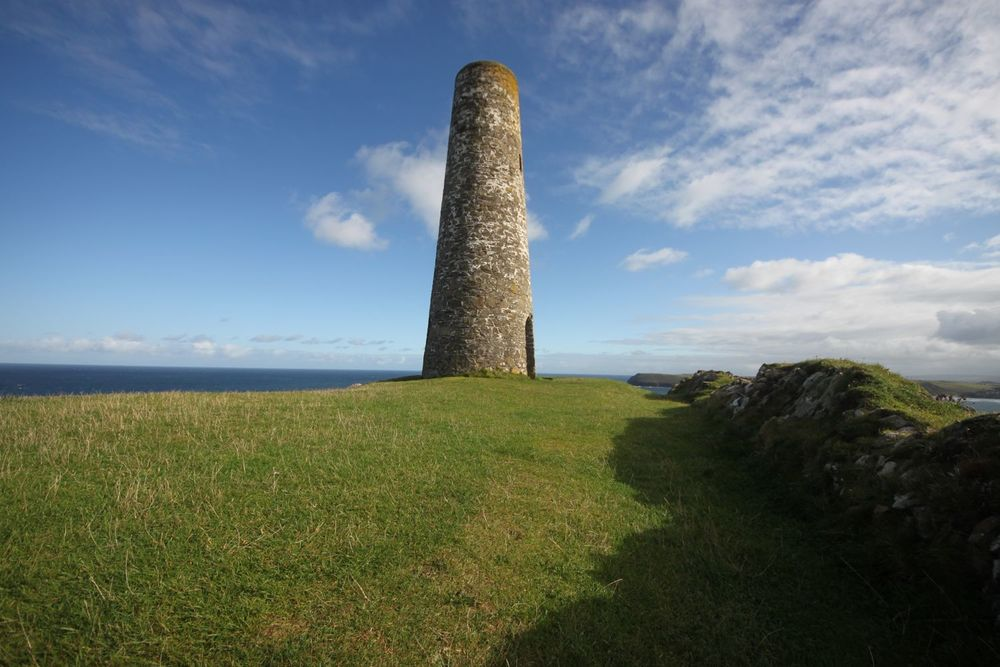 daymark on stepper point