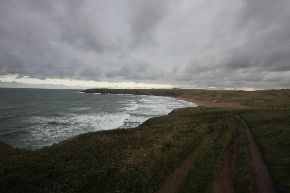 overlooking holywell