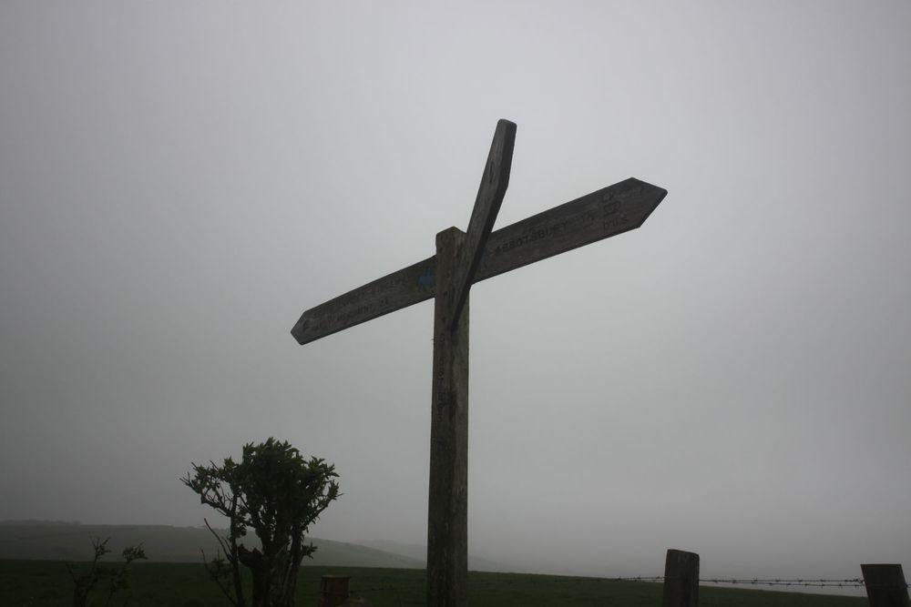 fingerpost to abbotsbury