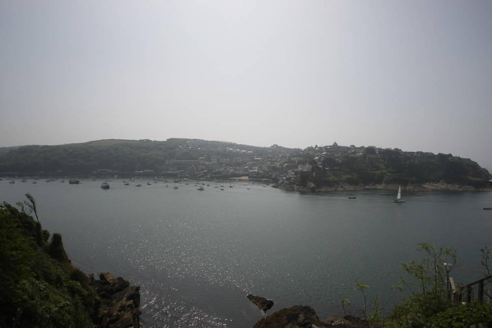 views over polruan