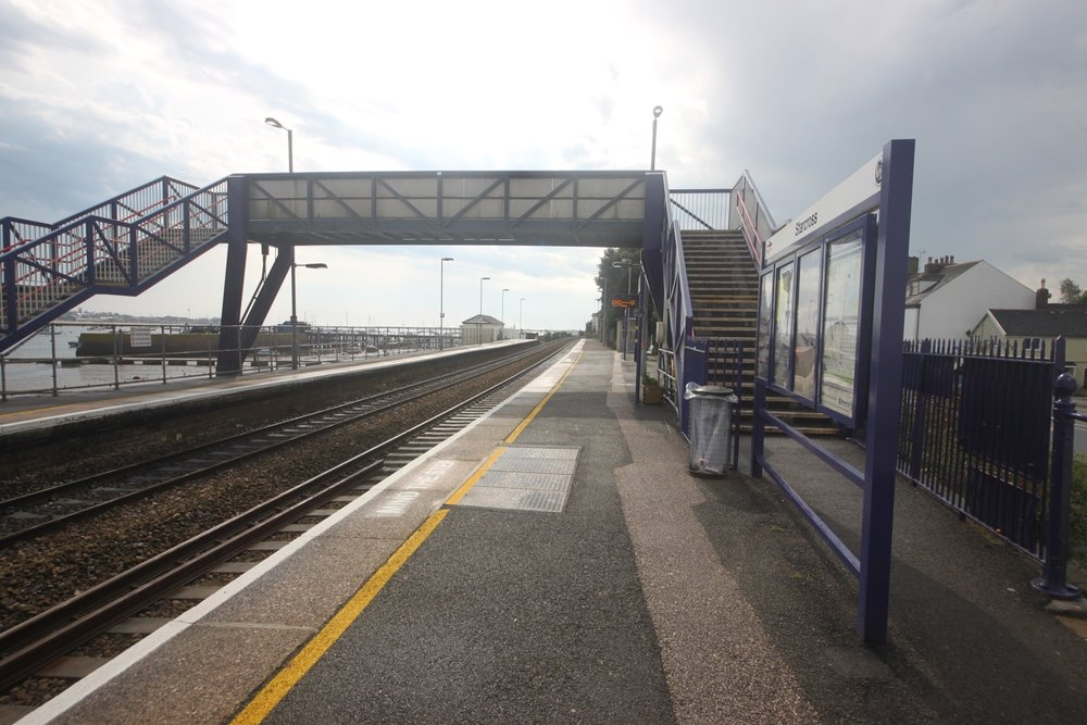 starcross railway station