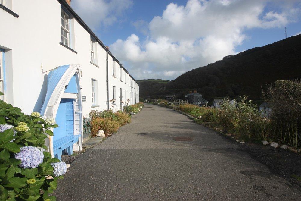 boscastle cottages