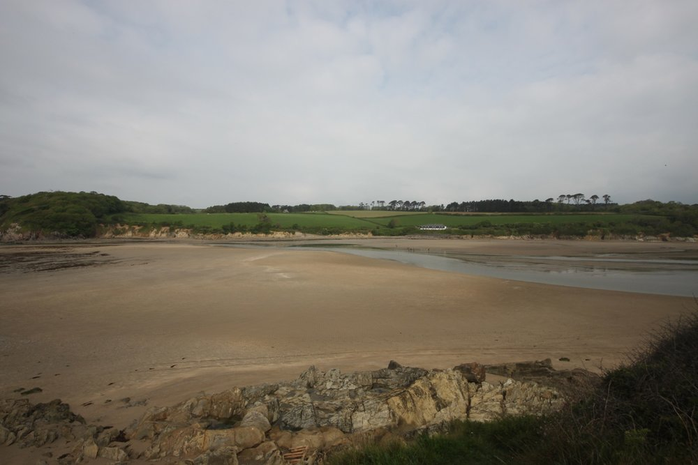 mouth of the river erme