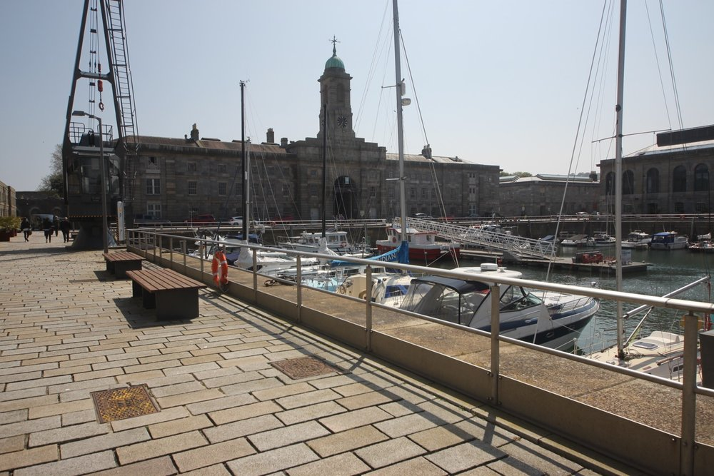 the royal william yard