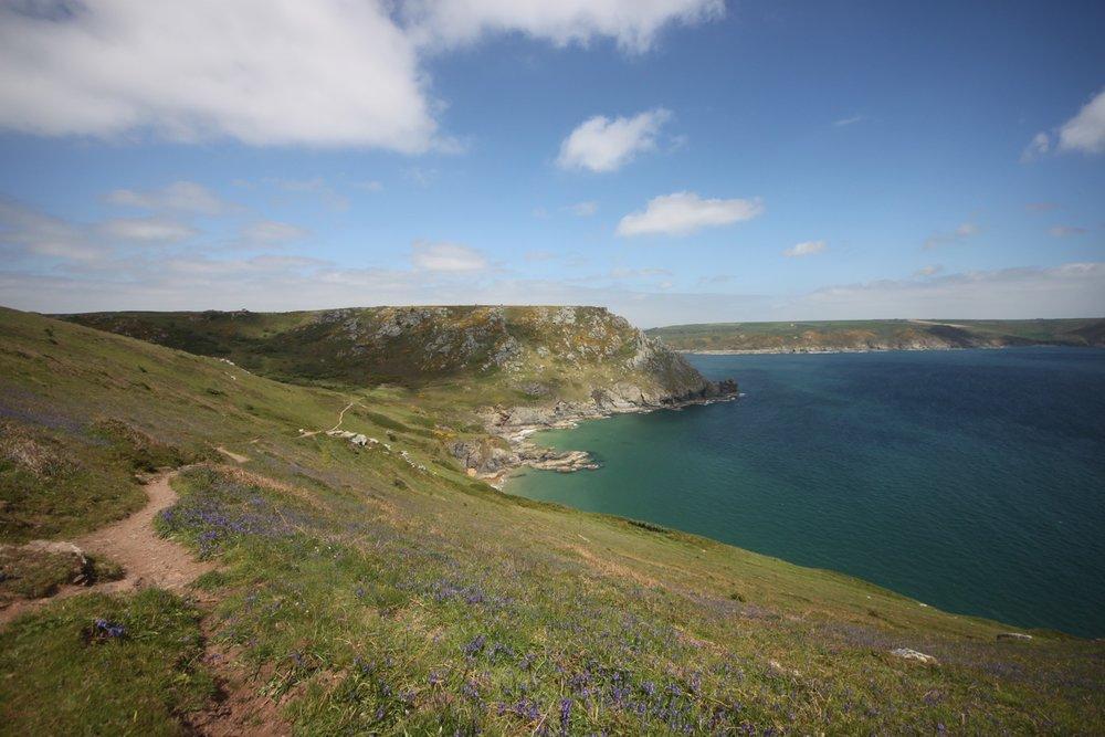 overlooking starehole bay