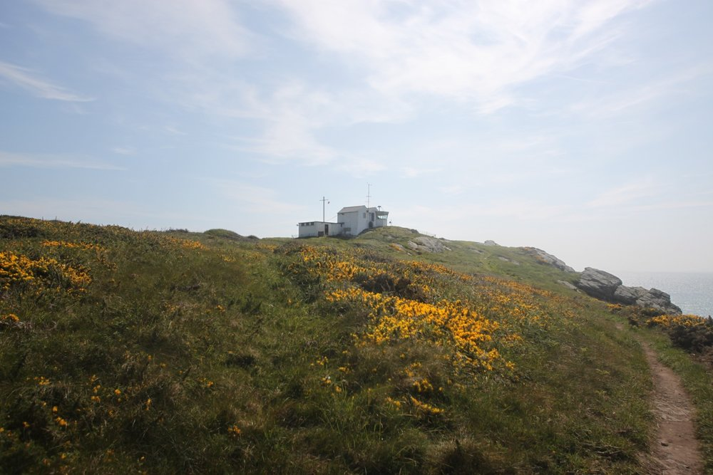 prawle point national coastwatch station