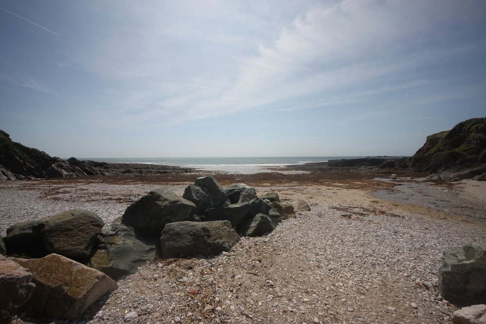 lannacombe beach