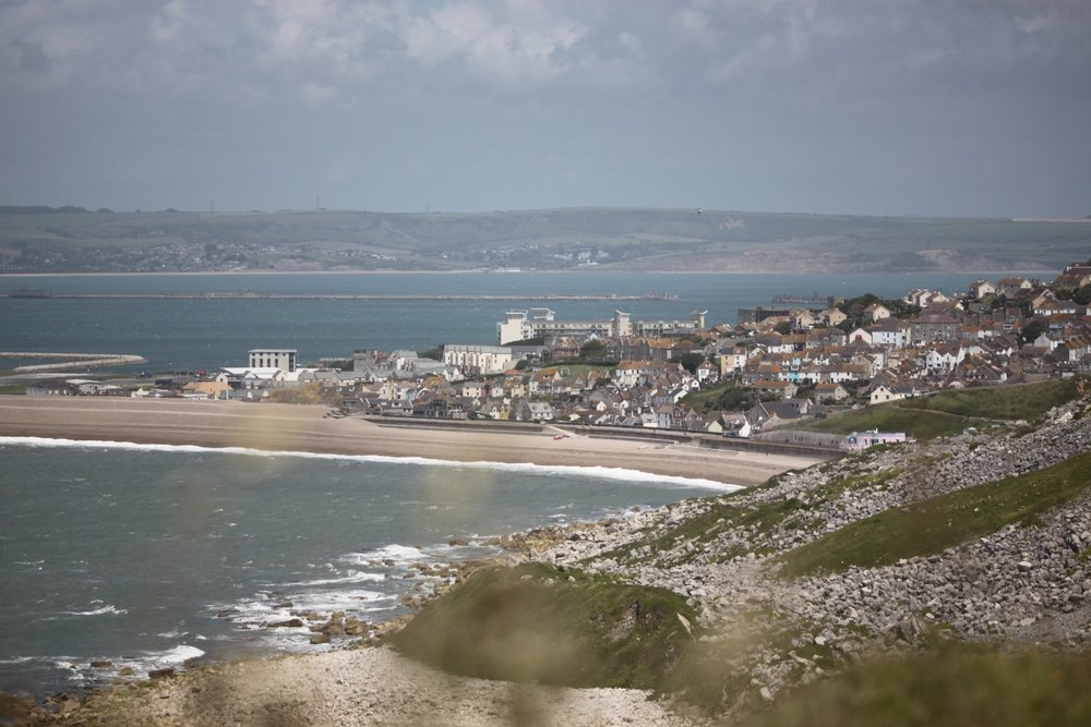 chiswell and chesil beach