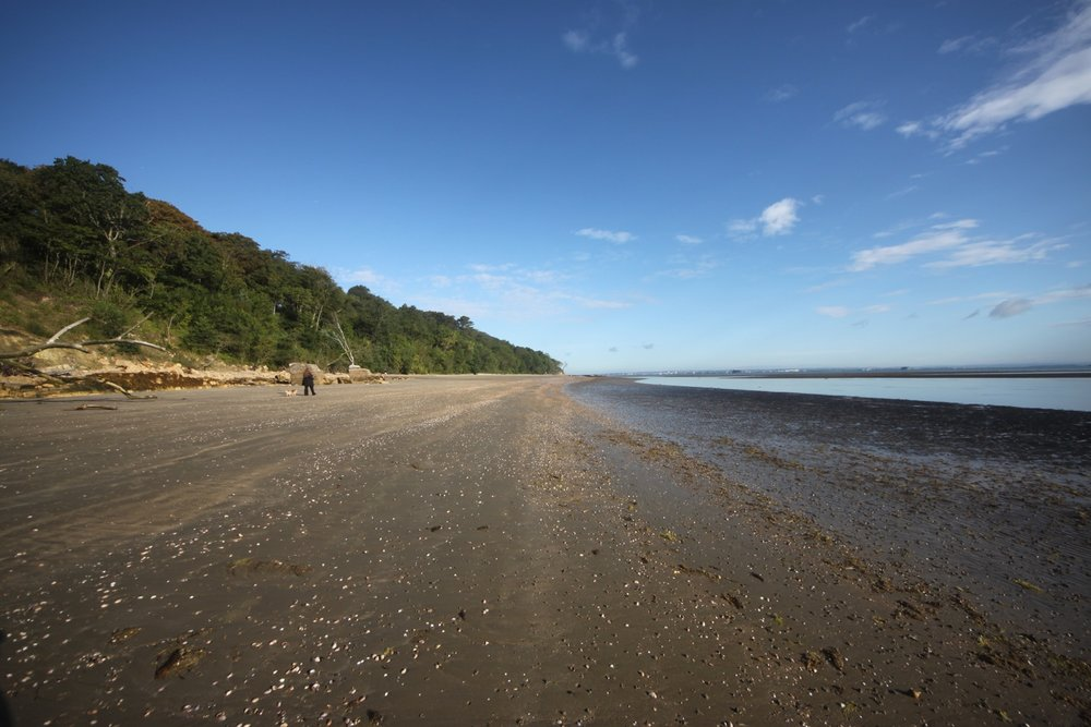 priory bay beach