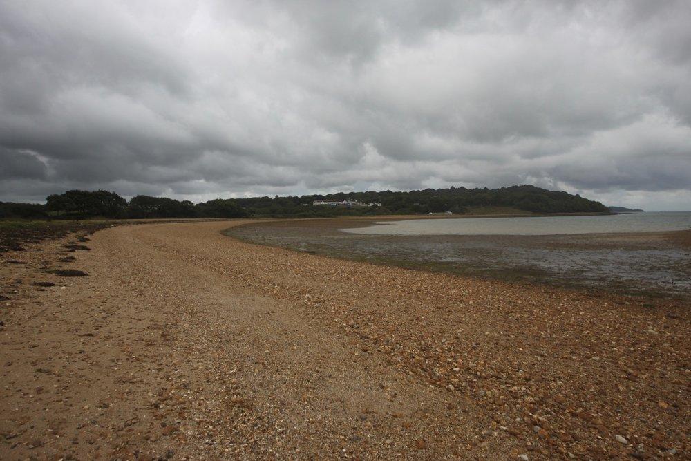 thorness bay beach