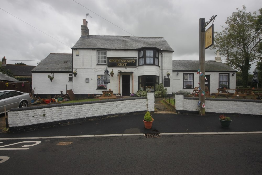 sportsman's rest pub