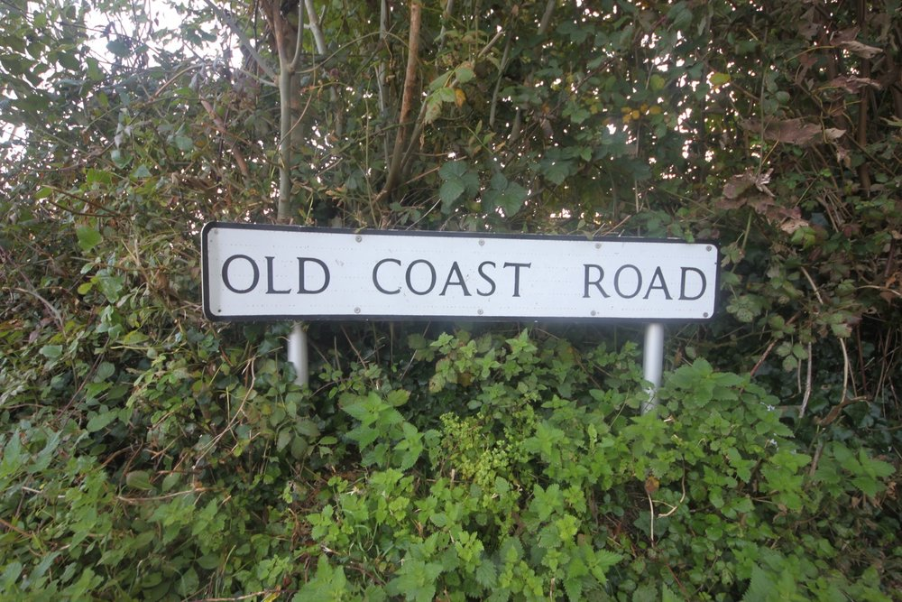 old coast road