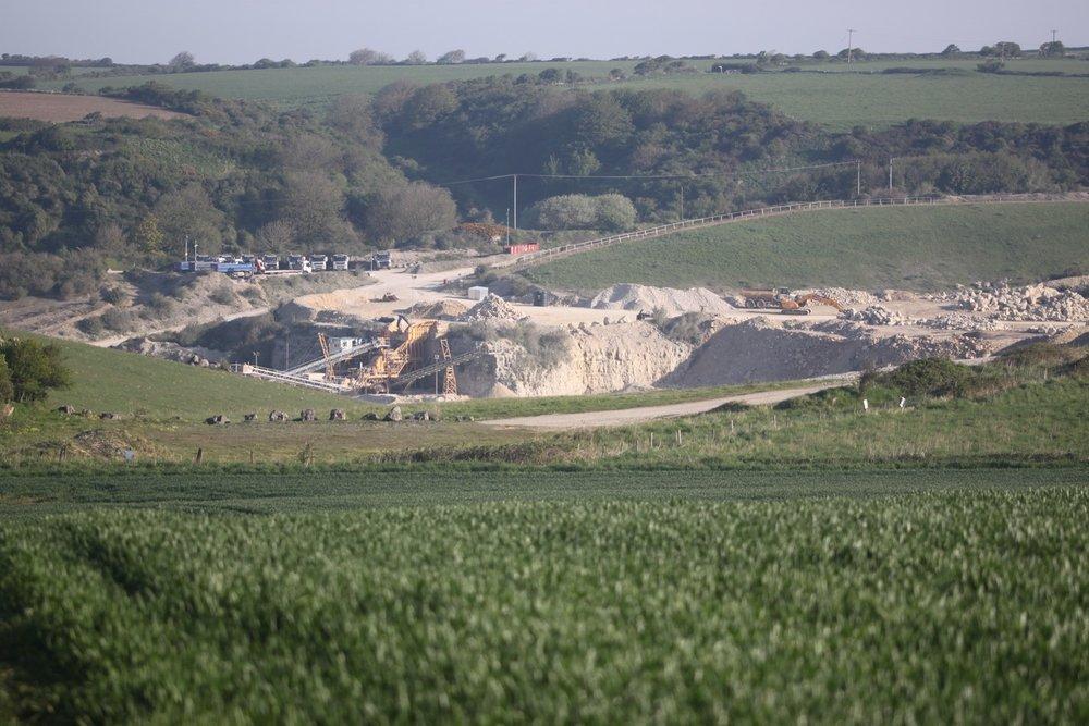swanworth quarry