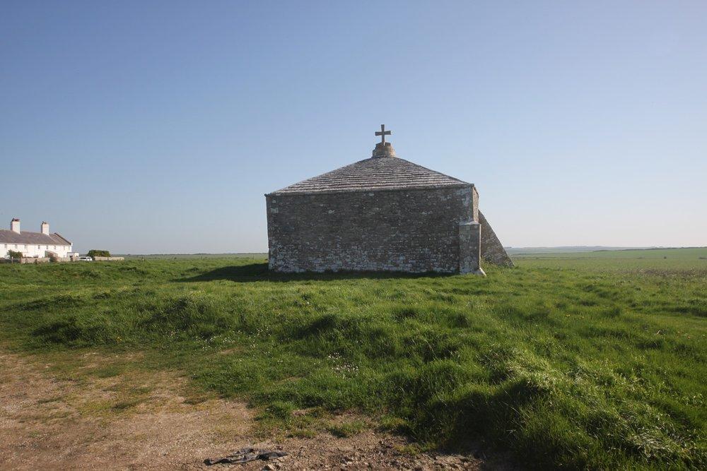 st aldhelm's chapel