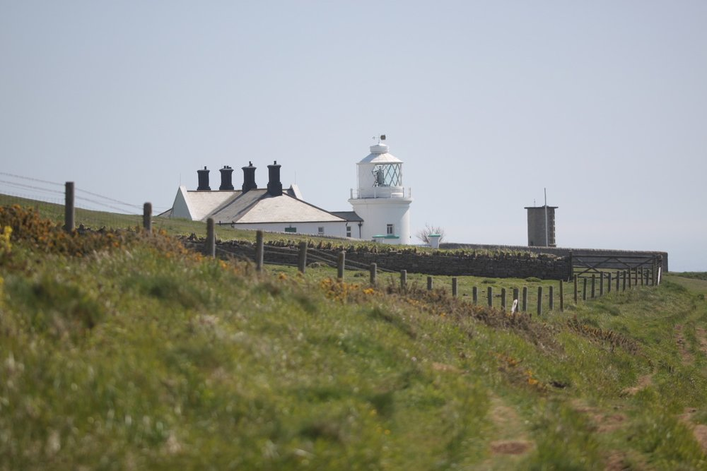 anvil point lighthouse