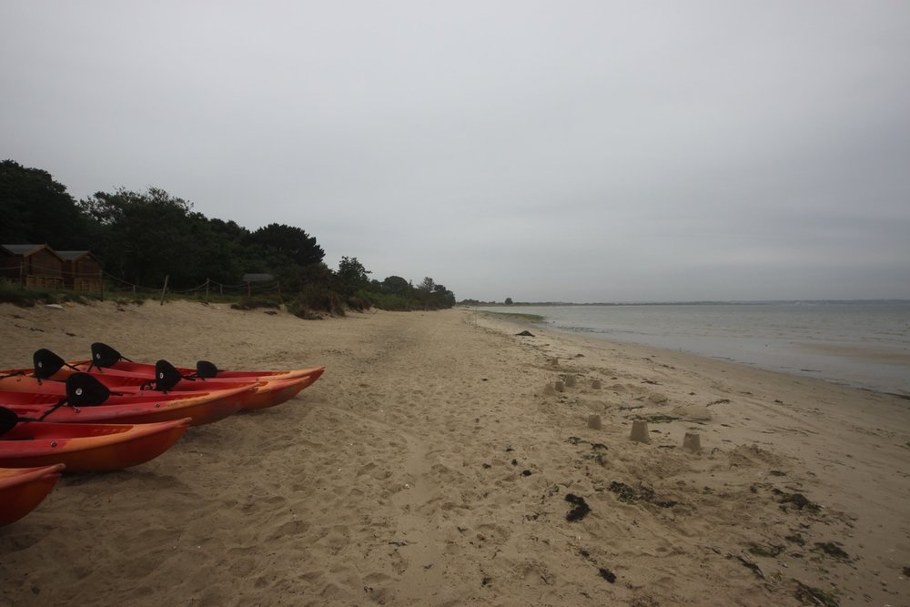 middle beach