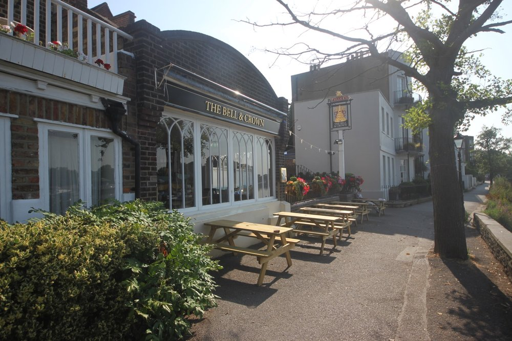 the bell and crown pub