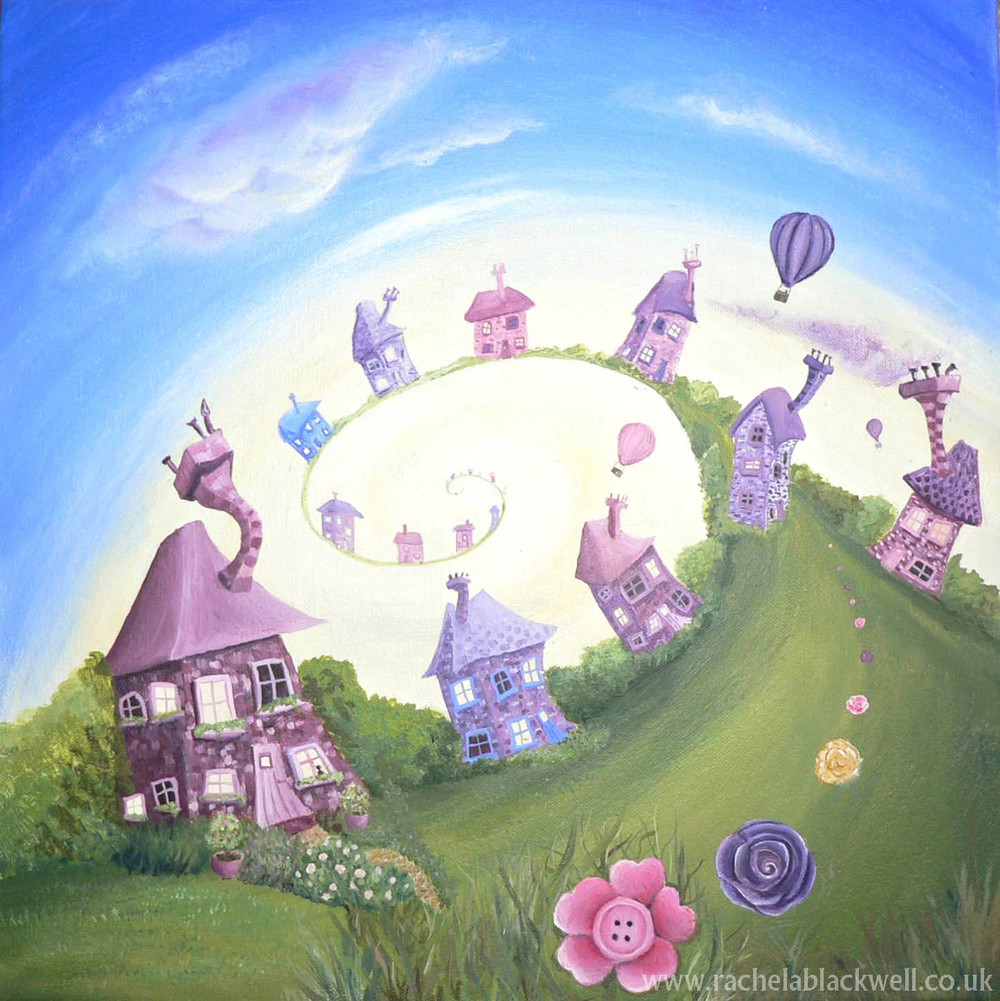 Swirly Whirly Balloon Land