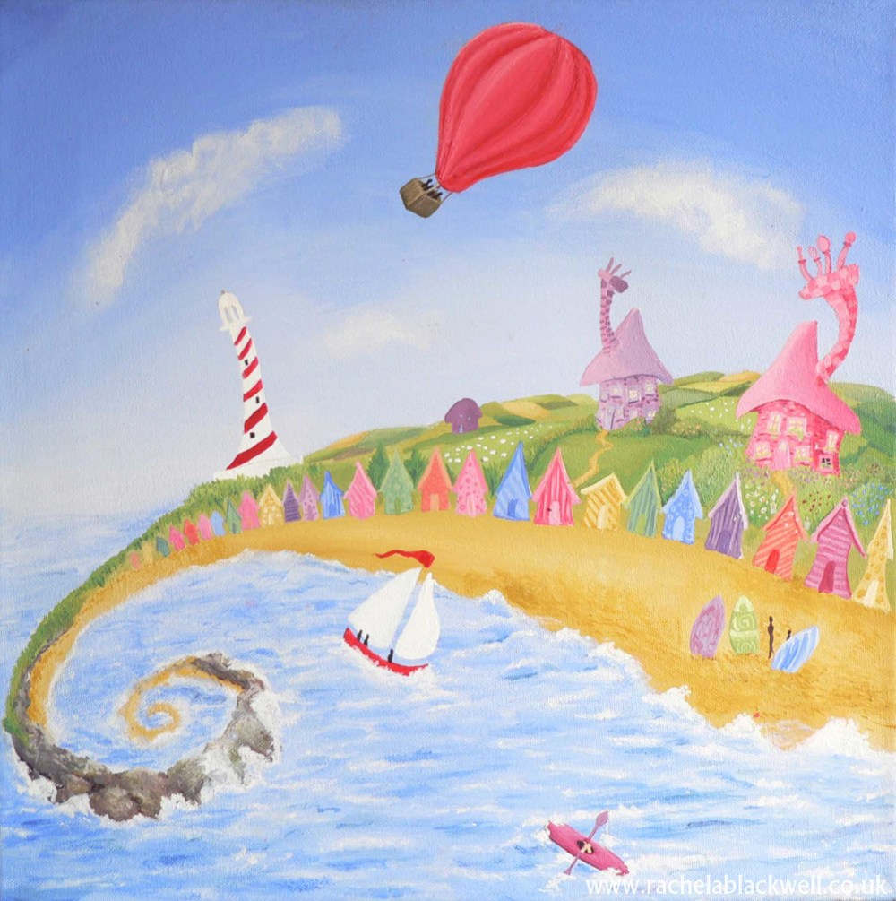 Swirly Whirly Holiday Land
