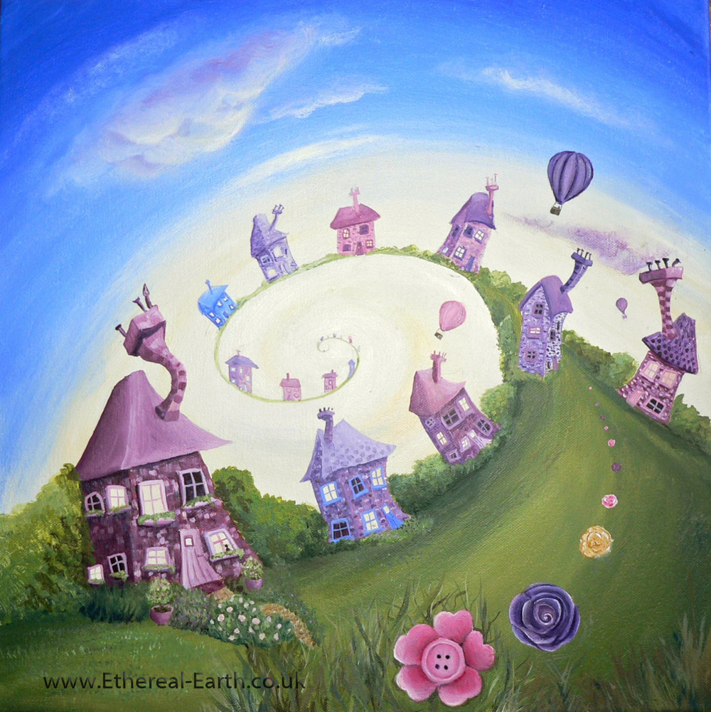 Swirly Whirly Balloon Land