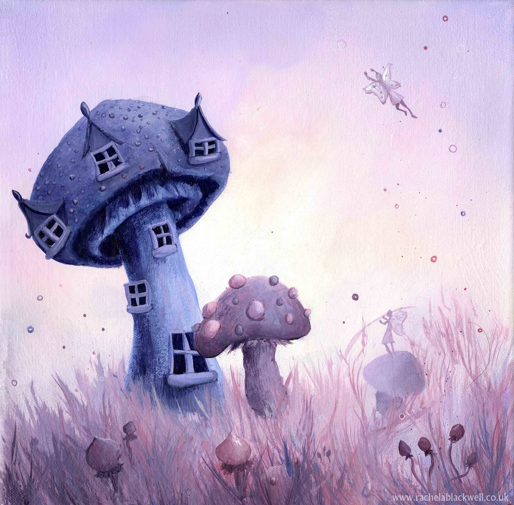 Swept Away to Fairyland