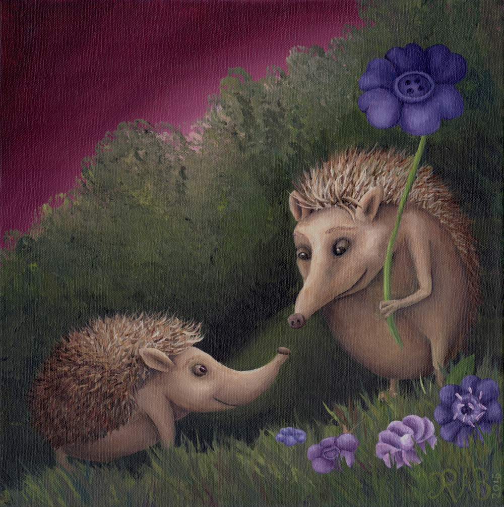Hedgehog Friends