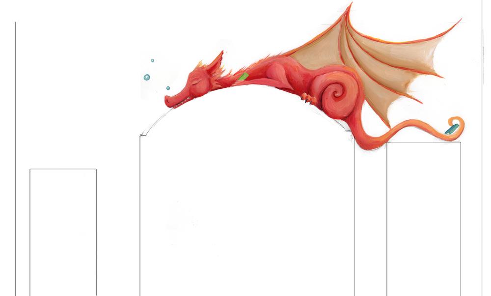 Dragon over alcove colour.jpg