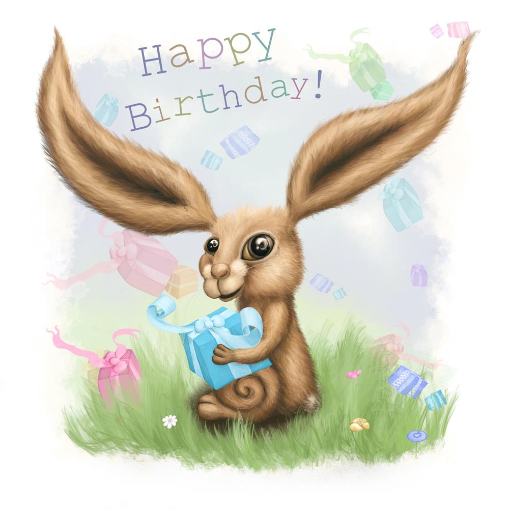 Birthday Hare