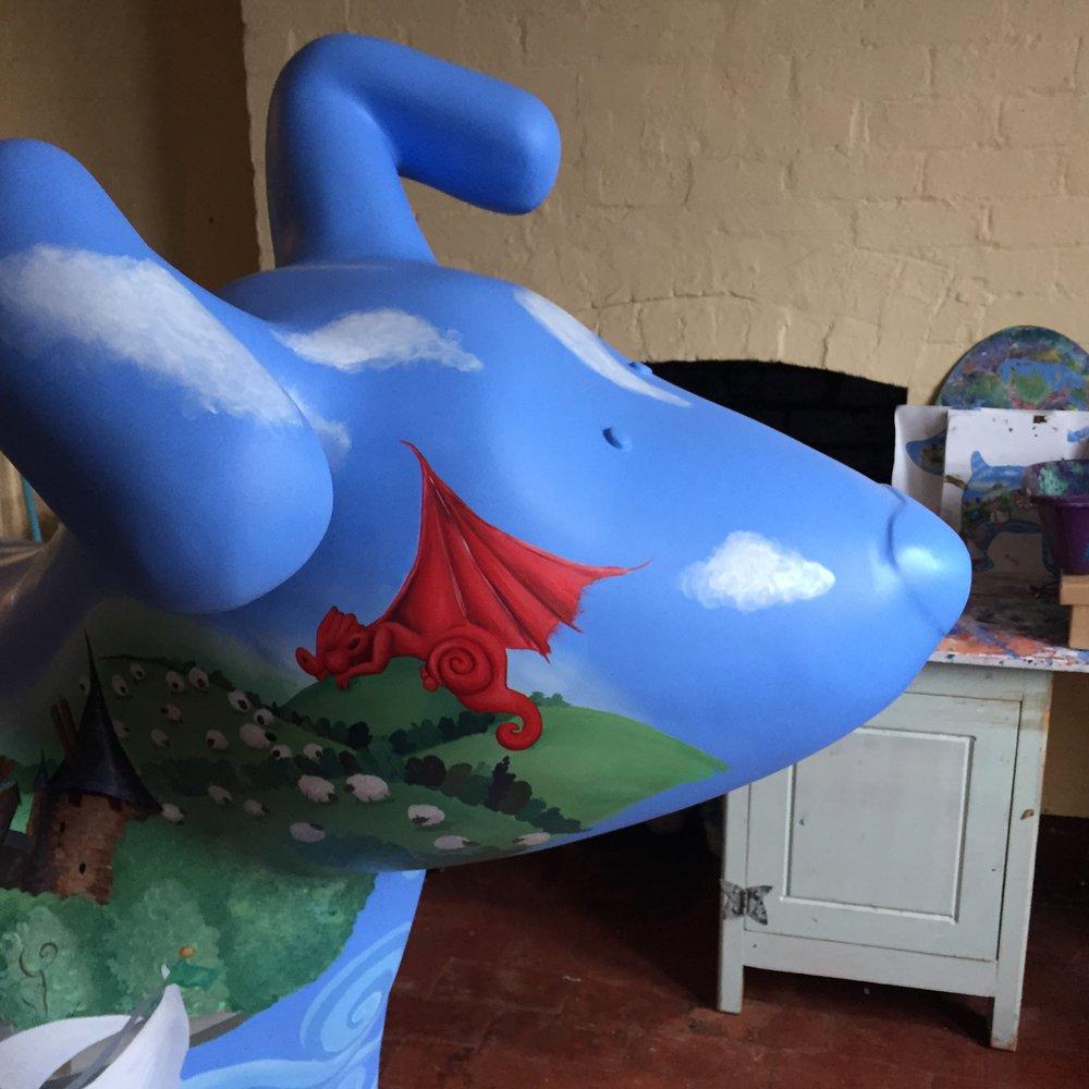 Swirly Whirly Cardiff Land