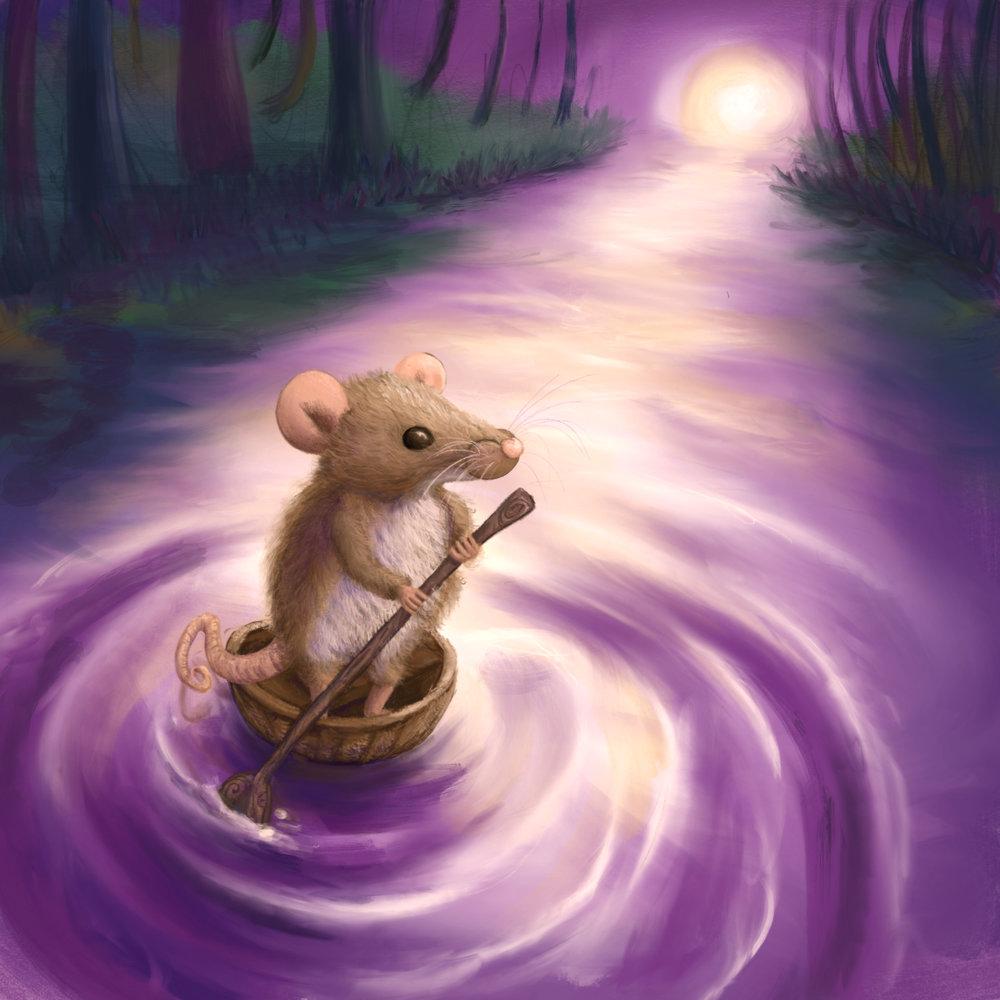 An Adventurous Mouse